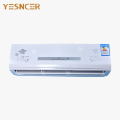 High-wall water air conditioning fan coil unit for home